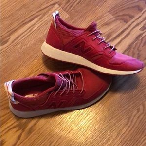 New Balance Women's Red Shoes